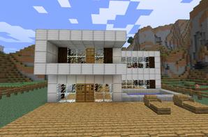 Comment Construire Une Maison Minecraft – Avie Home