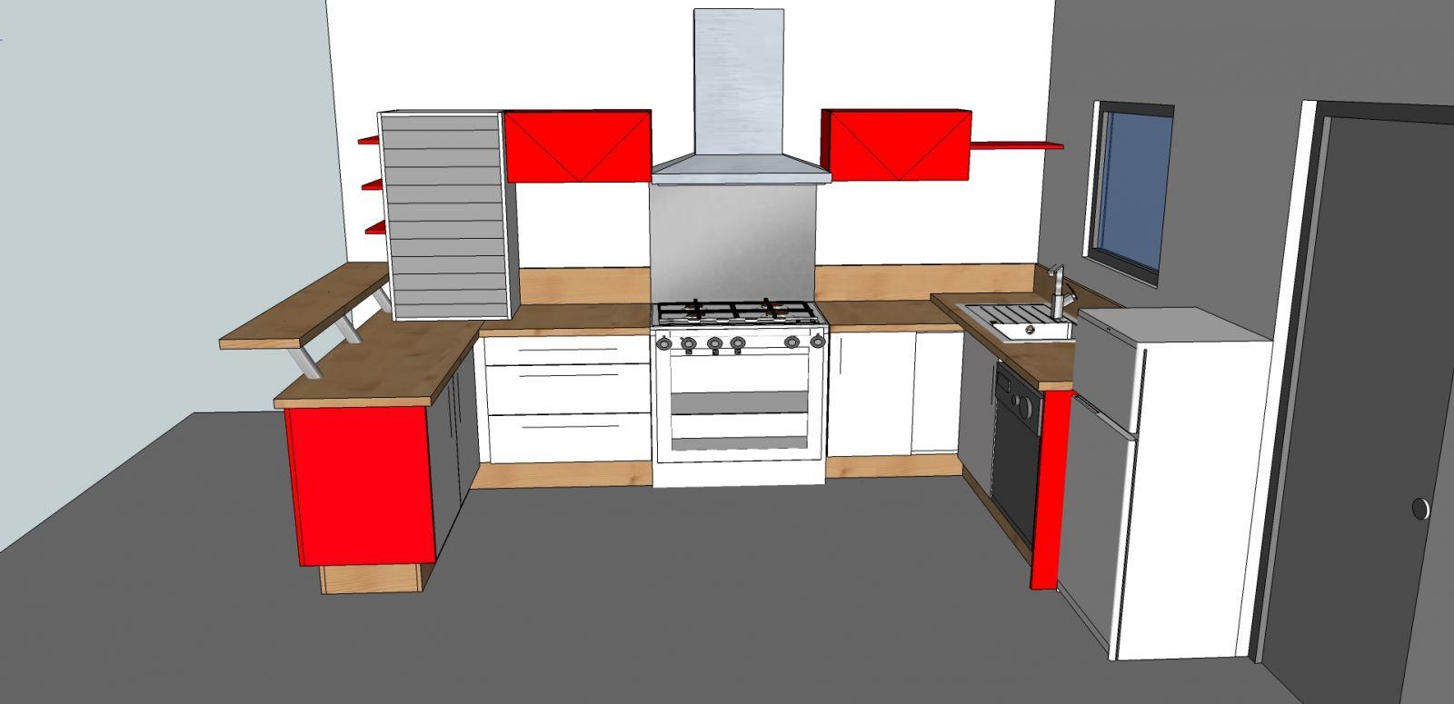 Simulation plan cuisine maison fran ois fabie Simulation plan cuisine