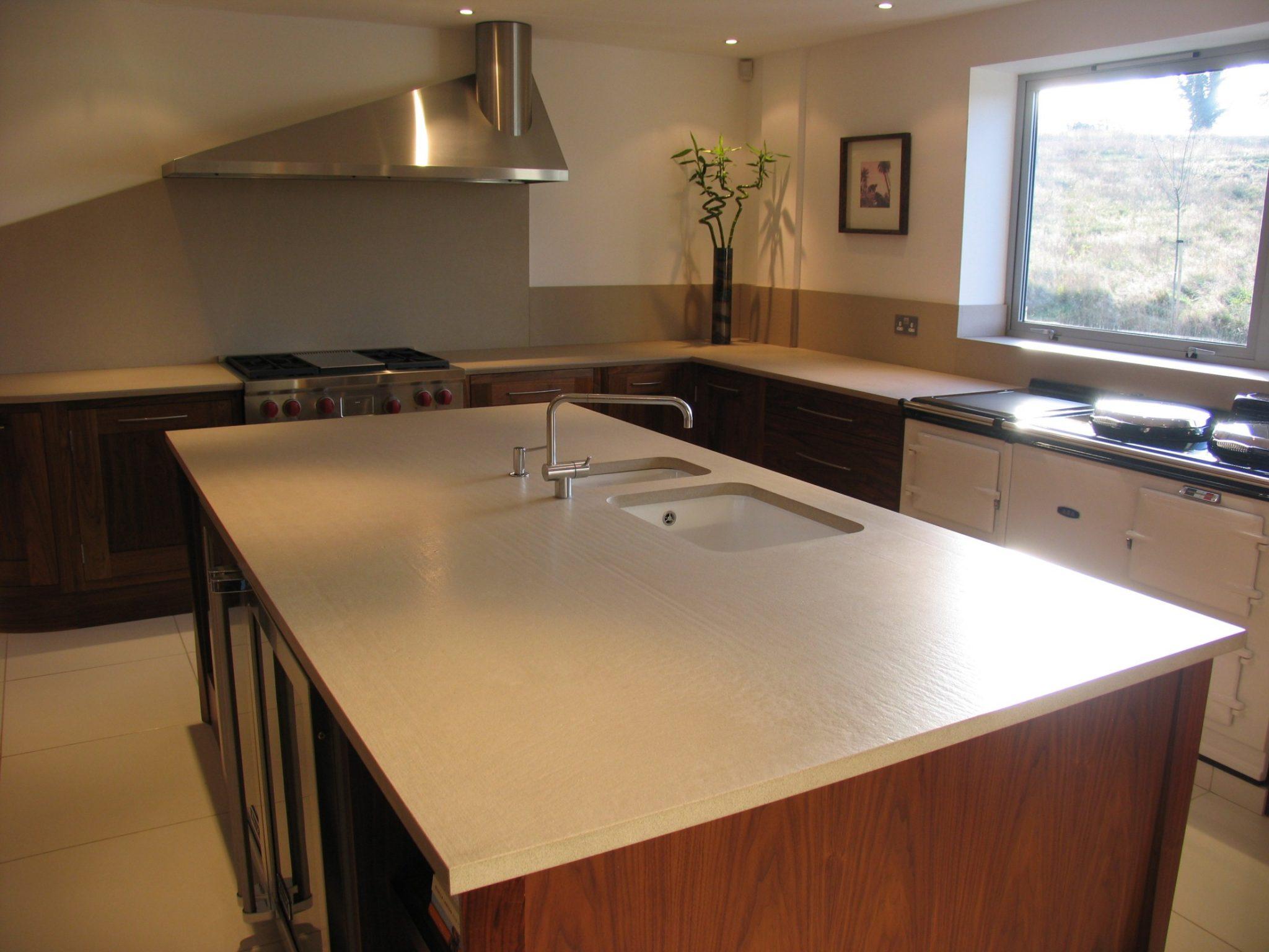 plan de travail cuisine largeur 100 cm maison fran ois fabie. Black Bedroom Furniture Sets. Home Design Ideas