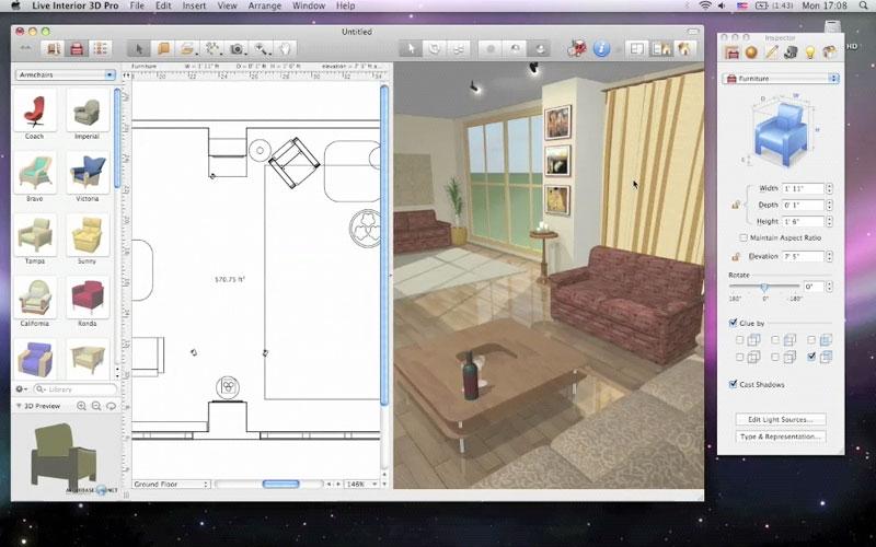 Cuisine conception 3d maison fran ois fabie - Configurateur cuisine 3d ...