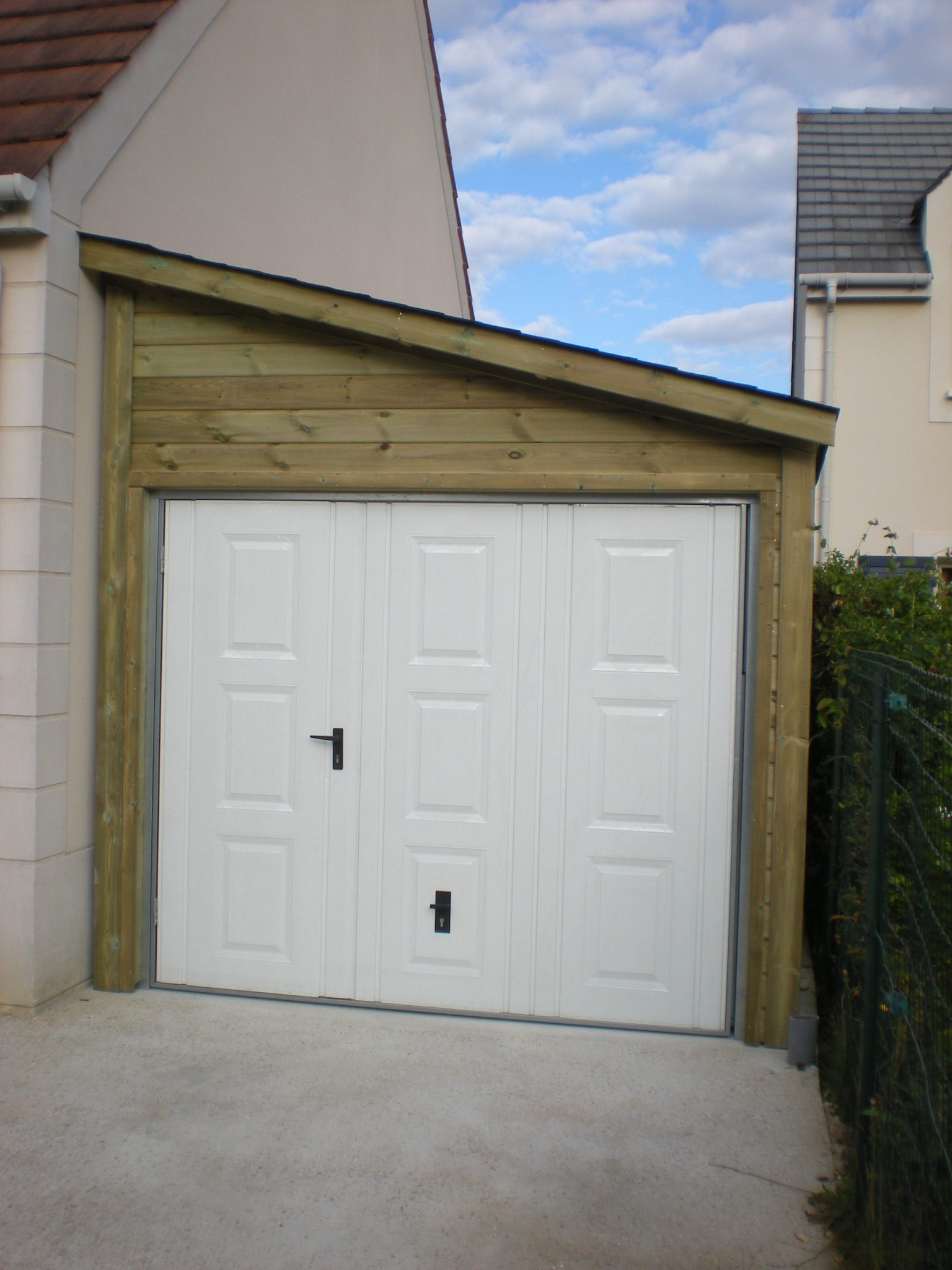 plan garage parpaing 1 pente maison fran ois fabie. Black Bedroom Furniture Sets. Home Design Ideas