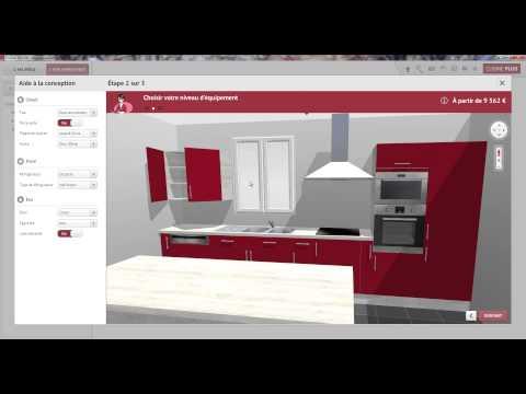 Simulateur cuisine en ligne maison fran ois fabie - Cuisine en ligne ...