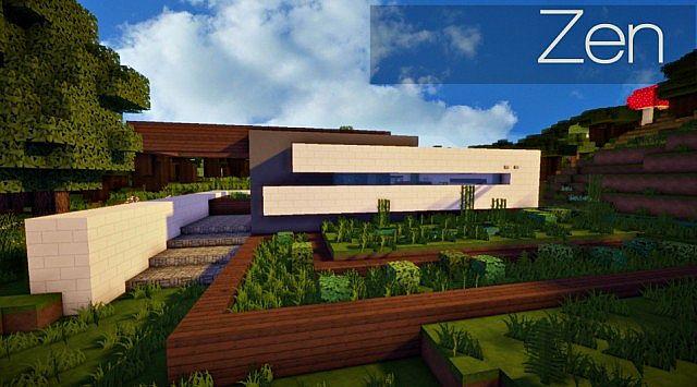 construire une maison moderne minecraft maison fran ois. Black Bedroom Furniture Sets. Home Design Ideas