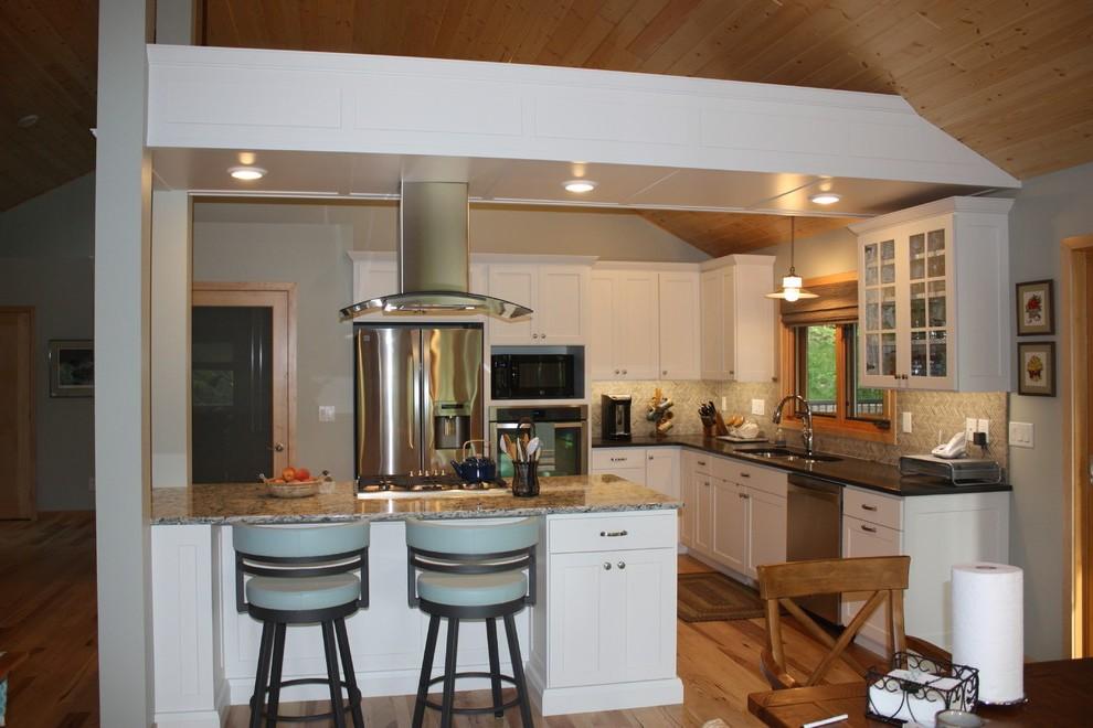 Modele plan de travail cuisine maison fran ois fabie - Modele plan de travail cuisine ...