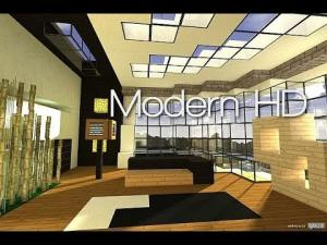 Charmant Chambre Minecraft Moderne