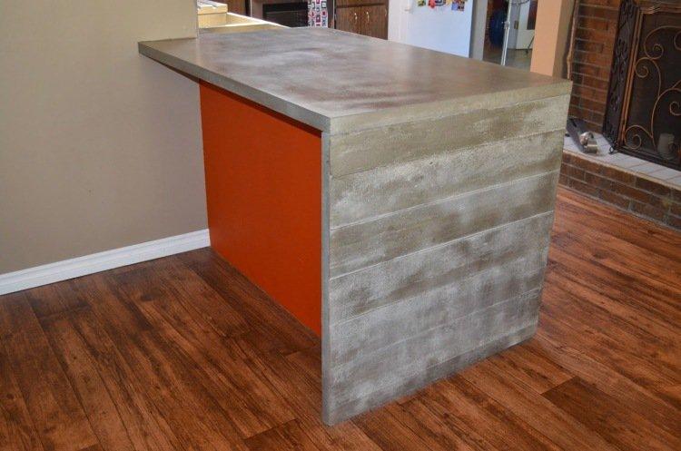 super plan de travail cuisine fait maison eb55 humatraffin. Black Bedroom Furniture Sets. Home Design Ideas